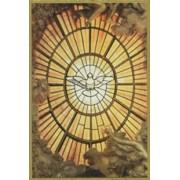 "Holy Spirit Plaque cm.15.5x10.5 - 6""x4"""