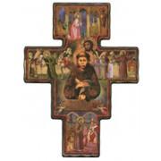 "St.Francis Cross cm.23 - 9"""