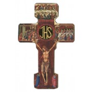 Eucharistic Cross cm.10-4""