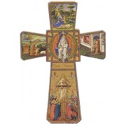 Eternal Father Cross cm.9 - 3 1/2""