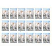 "Resurrection 18 Stickers cm.12x16 - 5""x6"""