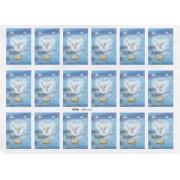 "Holy Spirit 18 Stickers cm.12x16 - 5""x6"""