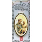 St.Anthony Visor Clip mm.50 - 2""