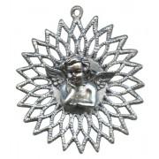 Guardian Angel Pewter Medal