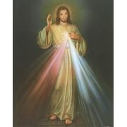 "Divine Mercy High Quality Print cm.20x25- 8""x10"""