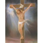 """Crucifixion High Quality Print cm.20x25- 8""""x10"""""""