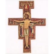 """St.Damian High Quality Print cm.20x25- 8""""x10"""""""