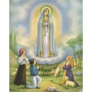 "Fatima High Quality Print cm.20x25- 8""x10"""