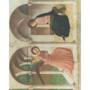"Annunciation High Quality Print cm.20x25- 8""x10"""