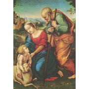 "Nativity High Quality Print cm.20x25- 8""x10"""
