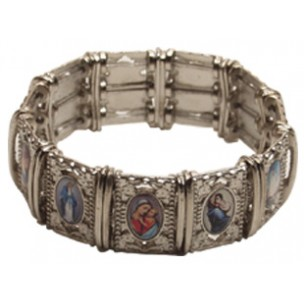 http://www.monticellis.com/257-300-thickbox/multi-saints-silver-plated-metal-elastic-bracelet-colours-pictures.jpg