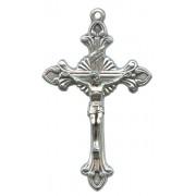 "Crucifix Oxidized Medal mm.50 - 2"""