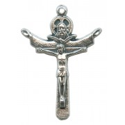 Crucifix Oxidized Metal mm.35- 1 1/2""