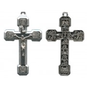 Way of the Cross Crucifix mm.50 - 2""