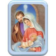 """Holy Family Plaque cm. 21x29- 8 1/2""""x 11 1/2"""""""