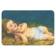 """Baby Jesus Fridge Magnet cm.4x6 - 2 1/2""""x4 1/4"""""""