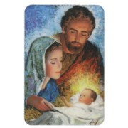 "Nativity Fridge Magnet cm.4x6 - 2 1/2""x 4 1/4"""
