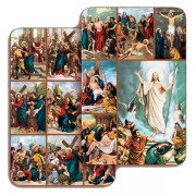 Stations of the Cross 3D Bi-Dimensional Cards