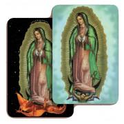 """Guadalupe 3D Bi-Dimensional Cards cm.5.5x8.2- 2 1/8""""x 3 1/4"""""""