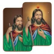 """St.Guida 3D Bi-Dimensional Cards cm.5.5x8.2- 2 1/8""""x 3 1/4"""""""