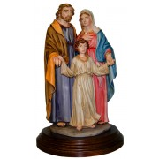 Holy Family Statue cm.40- 15 3/4""