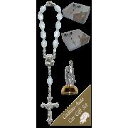Holy Family Car Statue SCBMC5 with Decade Rosary RDI28