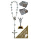 The Resurrection Car Statue SCBMC16 with Decade Rosary RD850A-15