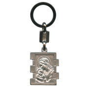Mother and Child Keychain