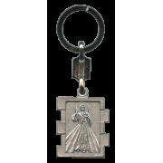 Divine Mercy Keychain