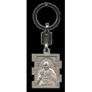 Porte-clés du pape Jean-Paul II