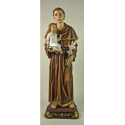 St.Anthony Colour Statue