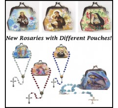 New Variety of Rosaries with Pouches