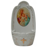Holy Family Porcelain Waterfont