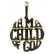"""""""I am a child of God"""" Pendent"""
