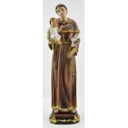 St.Anthony Polyresin Statue
