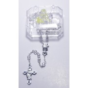 Crystal Rosary Boxed
