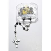 Moonstone Rosary Boxed