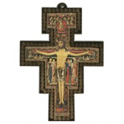 Saint Damian Cross cm.13 - 5 1/2""