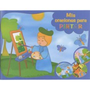 "My Prayers Colouring Book Spanish Text cm.20x15.5 - 8""x6"""