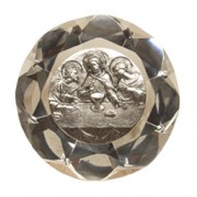 "Large Last Supper Paper Weight cm.5x8 - 2""x3"""