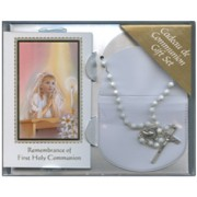 Economy Communion Gift Set Girl