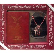 Confirmation Gift Set Red Book