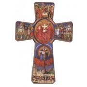 "Trinity Cross cm.9.5 - 3 3/4"""