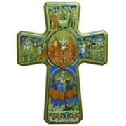 "Trinity Cross cm.39 - 15"""