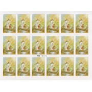 "Guardian Angel Bridge 18 Stickers cm.12x16 - 5""x6"""