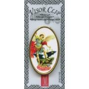 """St.Michael Visor Clip mm.50 - 2"""""""