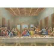"""Last Supper Plaque cm.30.5x20.5 - 12""""x8 1/8"""""""