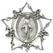 Lourdes Pewter Medal