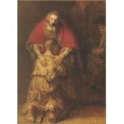 """God Our Father Plaque cm.29.5x20.5 - 11 5/8""""x8 1/8"""""""