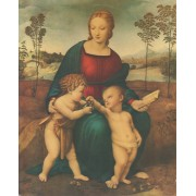 """Mother and Child High Quality Print cm.20x25- 8""""x10"""""""